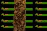 Panneau isolant dense en liège naturel (faces poncées) ALSACORK