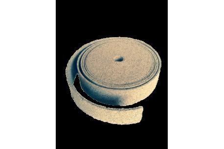 bande résiliente en liège, bobine de 10 m