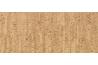 Rouleau de tapisserie en liège décoratif