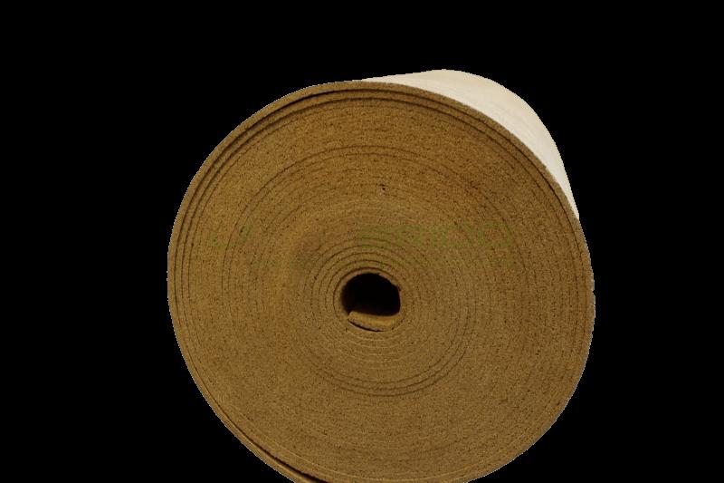 Rouleau de sous couche en li ge dense nature li ge for Sous couche liege 4mm