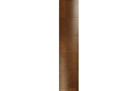 Cork Pure Wicanders - Parquet collé en liège 600x300x4 Flock-Chesnut