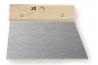 Spatule crantée à dents triangulaires 5 mm