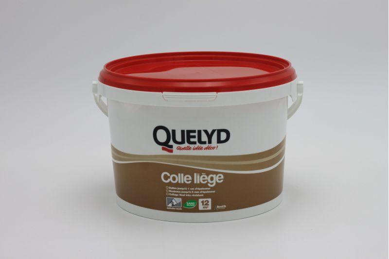 QUELYD : colle spéciale liège BOSTIK - Pot 3kg