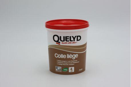 QUELYD : colle spéciale liège BOSTIK - Pot 1kg
