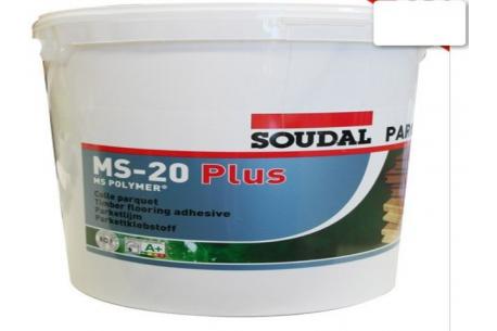Soudal MS 20P - Colle pour sous-couche de liège et caoutchouc