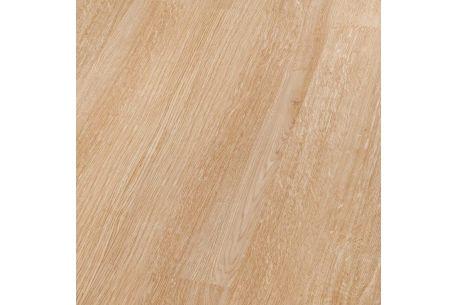 Parquet en liège flottant finition bois SRT WISE WOOD 1225x190x7,3mm Natural Light Oak