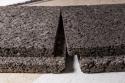 Plaque liège expansé rainuré languette 60mm
