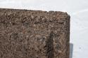 Plaque liège expansé rainuré languette 150mm