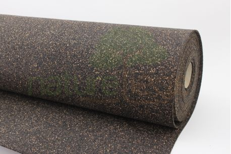 Rouleau isolant liège et caoutchouc 70/30 NOVAFLEX -  2mm -  10m x 1m