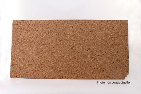 2nd chance Plaques de liège naturel abimées - Exemple photo 3