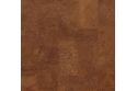 Parquet en liège, dalles en pose collée : Opale Brun