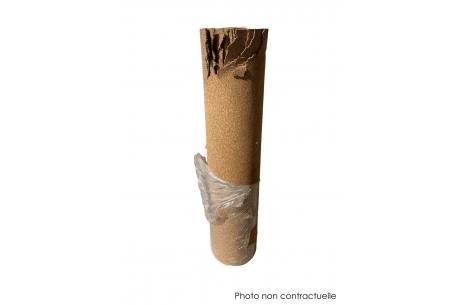[2nde chance] Rouleau de liège naturel abimé - Photo non contractuelle