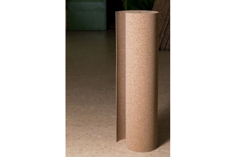 Rouleau de liège standard pour isolation thermique et ...