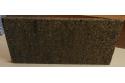 Plaque de liège expansé bord droit