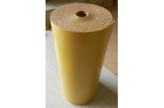 Sous-couche de liège adhésif en rouleau, haute densité