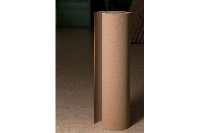 rouleau de sous couche en li ge dense nature li ge. Black Bedroom Furniture Sets. Home Design Ideas