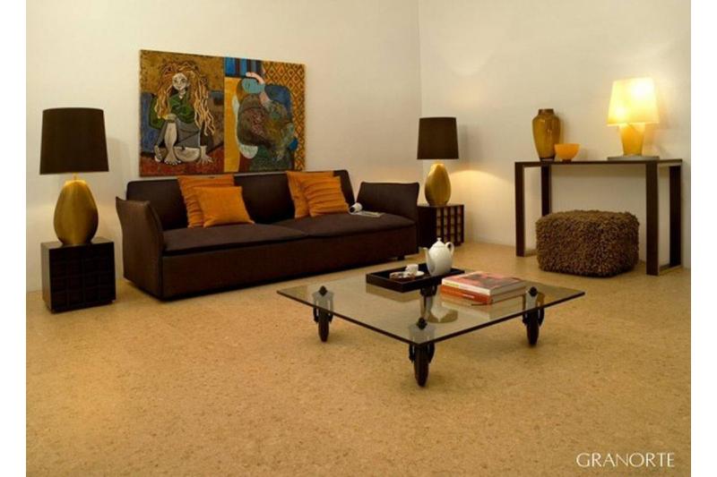 parquet flottant en li ge avec sous couche int gr e. Black Bedroom Furniture Sets. Home Design Ideas
